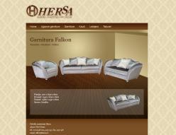 web dizajn Hersa