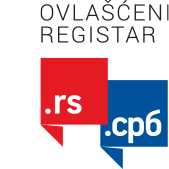 ovlasceni registar rs domena