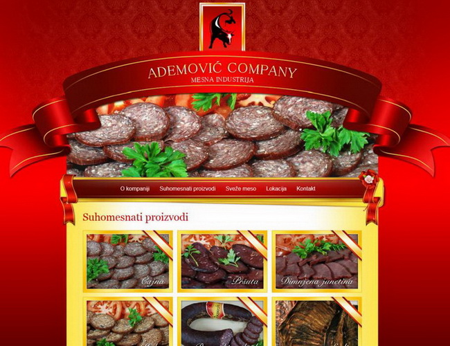 web dizajn Ademović