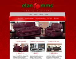 web dizajn Elan-MMS