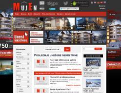 web dizajn Mujen